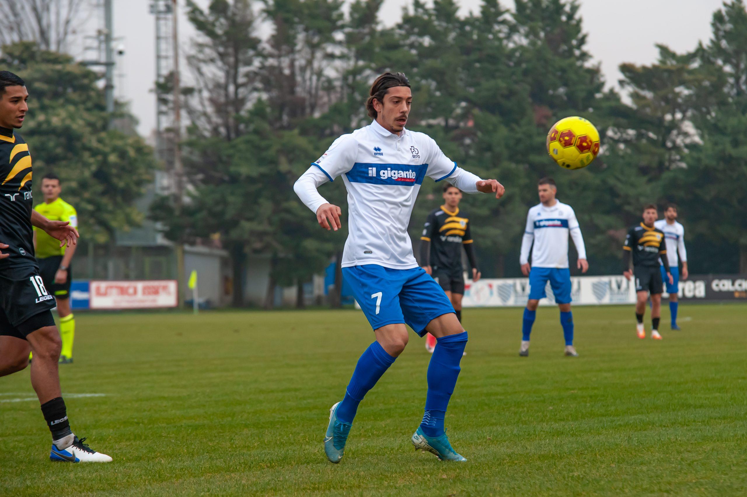 Ufficiale: Luca Palesi a titolo definitivo all'Olbia